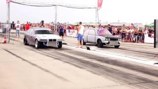 Download BMW E30 2.5 TURBO 450HP vs BMW E36 2.8 TURBO Video