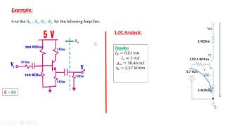 Download 7 Common Collector BJT Amplifier-Solved Example Video