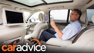 Download 2017 Volvo XC90 Excellence review | CarAdvice Video
