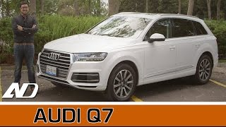 Download Audi Q7 - Lujo, solidez y velocidad. Video