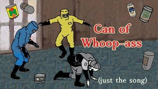 Download ″Can of Whoop-ass″ (just the song) from Dudes of Hazmat Video