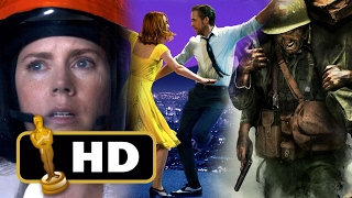 Download Oscars 2017 Best Picture TRAILER Compilation (HD) Video