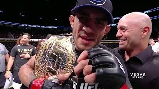 Download UFC 216: Tony Ferguson and Kevin Lee Octagon Interviews Video