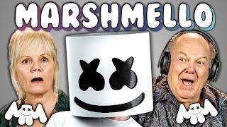 Download ELDERS REACT TO MARSHMELLO Video