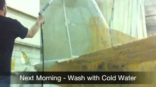 Download Aircraft Paint Stripping Video