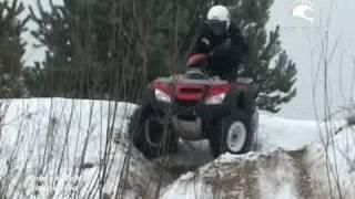 Download Honda TRX680 Kawasaki KVF750 Video
