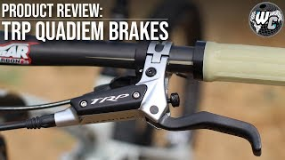 Download TRP Quadiem Brake Review - The Next Best MTB Brakes? Video