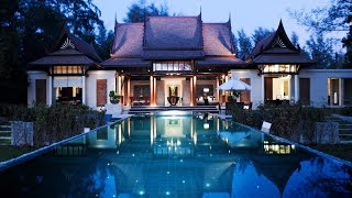 Download Ultraluxe Banyan Tree Phuket (Thailand): impressions & review Video