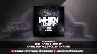 Download Kur - When I Lost It [Instrumental] (Prod. By Dougie) + DL via @Hipstrumentals Video