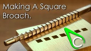 Download Spare Parts #13 - Making A Square Broach Video