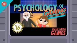 Download Psychology of Gaming: Crash Course Games #16 Video