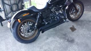 Download Harley Davidson Low Rider S 2016 Freedom Exhaust Video