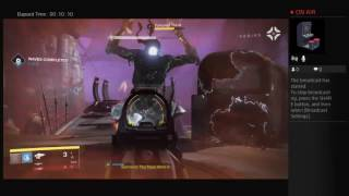 Download Smokya69's Live PS4 Broadcast late night streaming to Xur Video