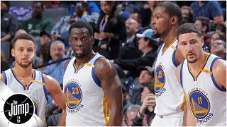 Download A storm is 'on the horizon' for the Warriors, and here's why | The Jump Video