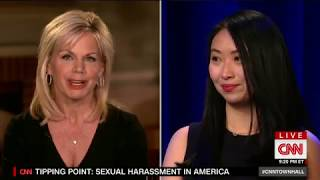 Download Gretchen Carlson asked about Trump at town hall Video