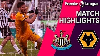 Download Newcastle v. Wolves   PREMIER LEAGUE MATCH HIGHLIGHTS   12/9/18   NBC Sports Video