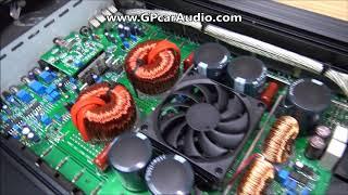 Download Deaf Bonce AAK12000.1D with GUTS 10,000+ Watt RMS Amplifier Video