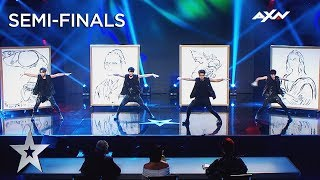 Download The Painters (Korea) Semi-Final 2 - VOTING CLOSED | Asia's Got Talent 2019 on AXN Asia Video