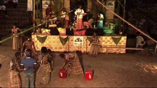 Download Encyclopedia d'Assiko's second set at Limbe's Festival of Traditional Music & Dance Video