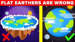 Download Why Flat Earthers Are Dead Wrong Video
