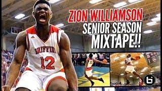 Download Zion Williamson OFFICIAL Senior Year Mixtape!!! CERTIFIED High School LEGEND!!! Video