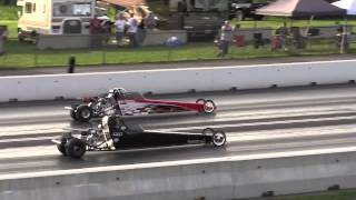 Download For the Kids Junior Dragster Eliminations LODRS New England Dragway 2015 Video