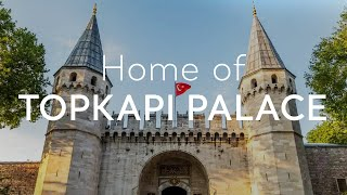 Download Turkey: Home Of TOPKAPI PALACE Video