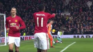 Download Manchester United EFL 2016-17 (road to wembley) Video
