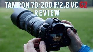 Download NEW Tamron 70-200 f/2.8 G2 REVIEW vs Canon EF 70-200mm f/2.8L IS II Video