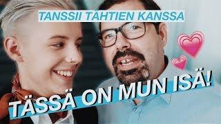 Download OON TANSSII TÄHTIEN KANSSA OHJELMASSA! 😍// VLOGI: Pressipäivä Video