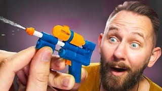 Download 10 of the World's Smallest Products that Actually Work! Video