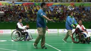 Download Day 9 evening | Boccia highlights | Rio 2016 Paralympic Games Video