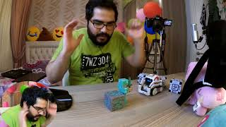 Download هل يستطيع هذا الروبوت التغلب على البشر بذكائه !؟ علي المرجاني Video