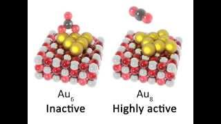 Download Catalysis on sub-nanoscale gold Video