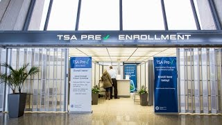 Download Enroll in TSA Pre✓® for a smarter security checkpoint experience Video