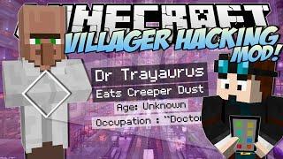 Download Minecraft | VILLAGER HACKING MOD! (Watch Dogs Villager Secrets!) | Mod Showcase Video