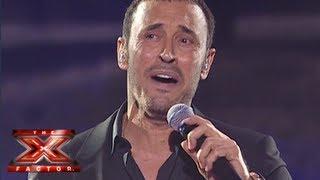 Download كاظم الساهر - ماريدك بعد روح - العروض المباشرة الأسبوع 4 - The X Factor 2013 Video