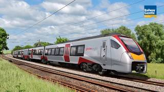 Download Great Anglia's Stadler Flirt trainsets Video