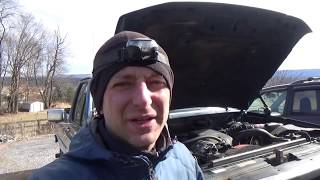 Download Ford Powerstroke 7.3 Hard Cold Start Video