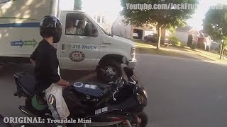 Download Extremely 🌸 Stupid Driver, Angry People vs Biker 🌸 Motorcycle Compilation 2017 #21 Video