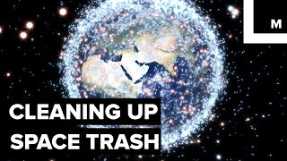 Download A Tiny Satellite Could Be the Key to Cleaning up Our Space Trash Video