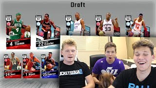 Download 3 PLAYER DRAFT WITH JESSER AND TD PRESENTS NBA 2K17 DRAFT! Video