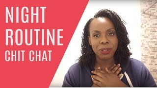 Download Night Routine for Anti Acne and Oily Skin | Vlogmas Day 3 | CeCe Olisa Video
