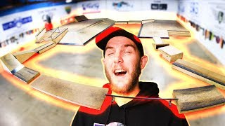 Download The FLOOR IS LAVA! Braillehouse Obstacle Course! Video
