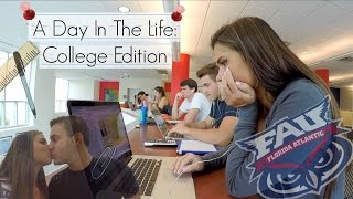 Download A Day In The Life: FAU College Edition Video