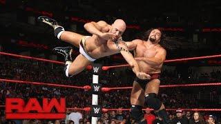 Download Cesaro vs. Rusev - United States Championship Match: Raw, Aug. 8, 2016 Video