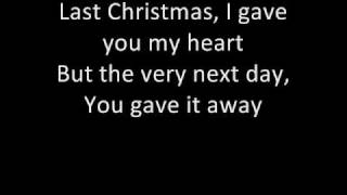 Download Wham - Last Christmas (with lyrics :D) Video