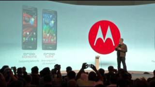 Download Motorola Unveils New Razr Smartphones Video