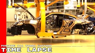 Download Time Lapse Porsche 911 Turbo S Exclusive Series Factory Video