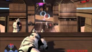 Download star wars battlefront 1 gameplay s1 #5 pc bespin platforms Video